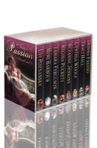 A Touch of Passion (boxed set romance bundle) eBook von Uvi Poznansky, Mimi Barbour, Tamara Ferguson,...