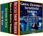 Greg Tenorly Suspense Series Boxed Set ebook by Robert Burton Robinson