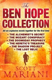 The Ben Hope Collection: 6 BOOK SET ebook by Scott Mariani
