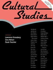 Cultural Studies ebook by Lawrence Grossberg,Cary Nelson,Paula Treichler