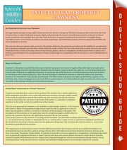 Intellectual Property Laws USA - Speedy Study Guides ebook by Speedy Publishing