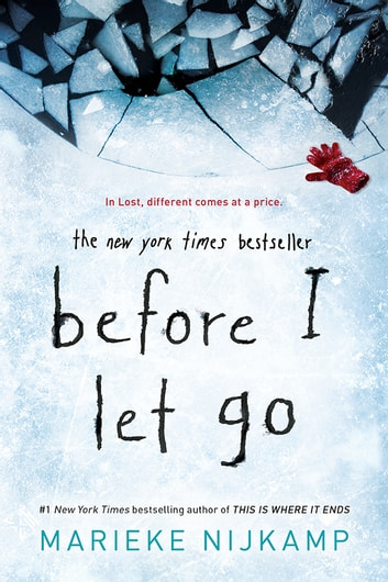 Before I Let Go ebook by Marieke Nijkamp