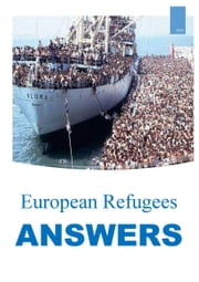 European refugees. Answers (Annotated) ebook by Santamate