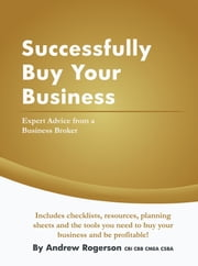 Successfully Buy Your Business ebook by Andrew Rogerson