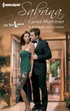 A maldição do siciliano ebook by Carole Mortimer