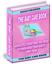 The Baby Care Book ebook by Sven Hyltén-Cavallius