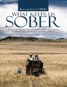 What Keeps Us Sober: Written By Recovering Alcoholics and Drug Addicts for Recovering Alcoholics and Drug Addicts ebook by Roland Levy LMHC