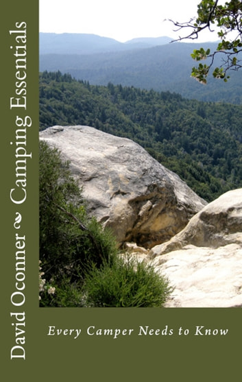 Camping Essentials ebook by David Oconner