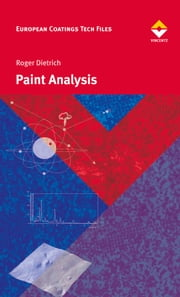 Paint Analysis ebook by Roger Dietrich