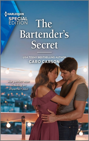 The Bartender's Secret ebook by Caro Carson