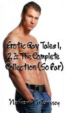 Erotic Gay Tales 1, 2, 3: The Complete Collection (So Far) ebook by Nathan J Morissey