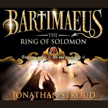 The Ring of Solomon audiobook by Jonathan Stroud