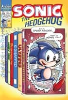 Sonic the Hedgehog #7 ebook by Angelo DeCesare,Dave Manak,Jon D'Agostino
