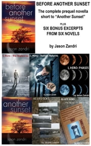 Before Another Sunset: Deluxe Second Edition ebook by Jason Zandri