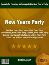 New Years Party ebook by Linda Rancourt