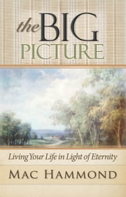 The Big Picture - Living Your Life in Light of Eternity ebook by Mac Hammond