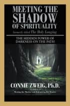 Meeting the Shadow of Spirituality - The Hidden Power of Darkness on the Path ebook by