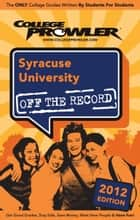Syracuse University 2012 ebook by Marshal Yong