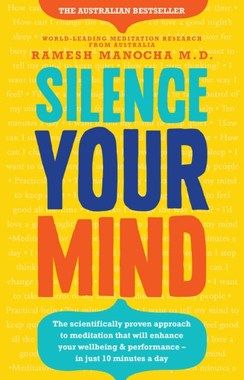 Silence Your Mind ebook by Dr Ramesh Manocha