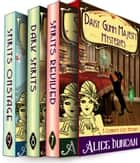 The Daisy Gumm Majesty Cozy Mystery Box Set 3 (Three Complete Cozy Mystery Novels in One) - Historical Mystery ebook by
