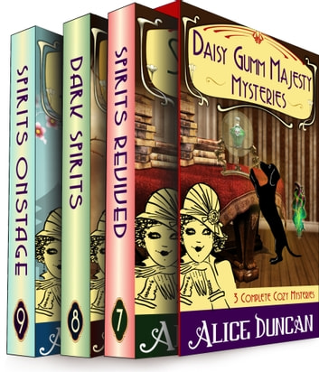 The Daisy Gumm Majesty Cozy Mystery Box Set 3 (Three Complete Cozy Mystery Novels in One) - Historical Mystery eBook by Alice Duncan