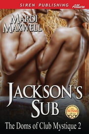 Jackson's Sub ebook by Mardi Maxwell