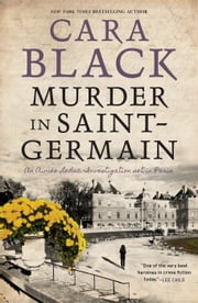 Murder in Saint-Germain ebook by Cara Black