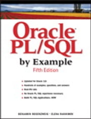 Oracle PL/SQL by Example ebook by Benjamin Rosenzweig,Elena Rakhimov