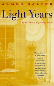 Light Years ebook by James Salter