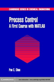 Process Control ebook by Chau, Pao C.