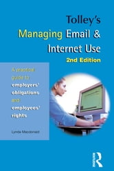 Tolley's Managing Email & Internet Use ebook by Lynda Macdonald