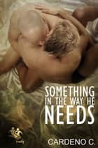 Something in the Way He Needs ebook by Cardeno C.
