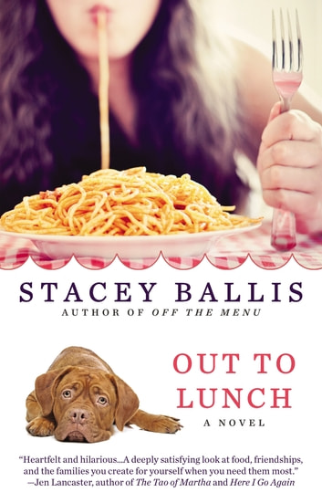 Out to Lunch ebook by Stacey Ballis