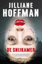 De snijkamer ebook by Jilliane Hoffman,Willemien Werkman