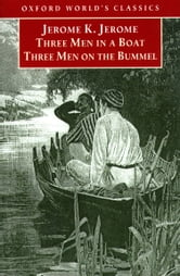 Three Men in a Boat and Three Men on the Bummel ebook by Jerome K. Jerome