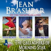 Gallaghers of Morning Star Boxed Set, The - Books 1-3 audiobook by Jean Brashear