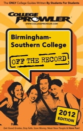 birmingham southern college thesis