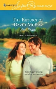 The Return of David McKay ebook by Ann Evans