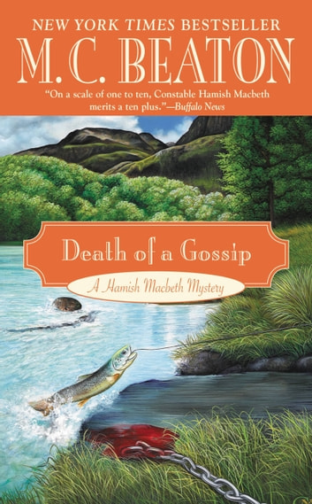 Death of a Gossip ebooks by M. C. Beaton