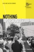 Nothing Personal? ebook by Nick Gill