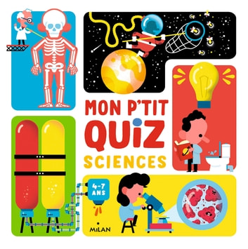 Mon p'tit quizz sciences ebook by Matthias Malingrëy