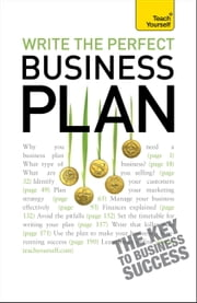 Write the Perfect Business Plan: Teach Yourself ebook by Polly Bird