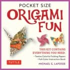 Pocket Size Origami Fun Kit - Contains Everything You Need to Make 7 Exciting Paper Models ebook by Michael G. LaFosse
