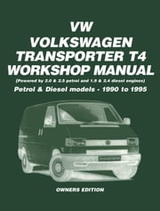 VW Transporter 90-95 Owners Work Manual ebook by Manual, Trade