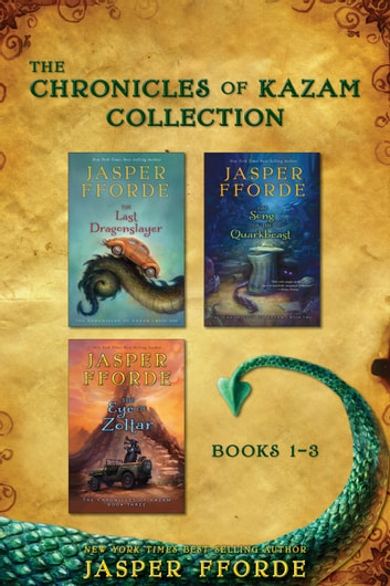 last dragonslayer fforde jasper