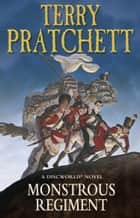 Monstrous Regiment - (Discworld Novel 31) ebook by Terry Pratchett