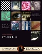 Fröken Julie ebook by August Strindberg