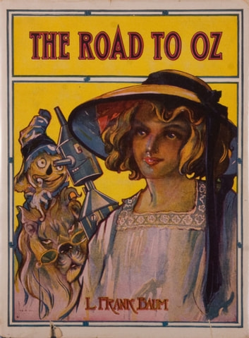 The Road to Oz ebook by L. Frank Baum
