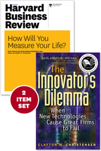 The innovators dilemma with award winning harvard business review the innovators dilemma with award winning harvard business review article how will you measure fandeluxe Image collections