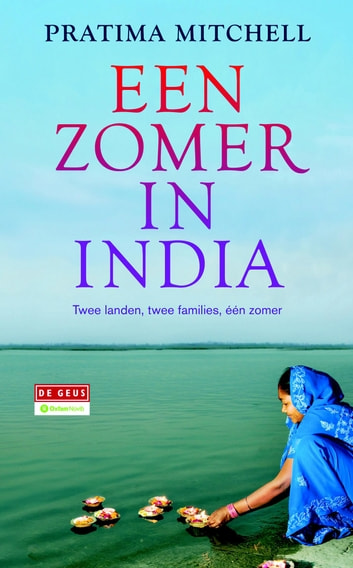 Een zomer in India ebook by Pratima Mitchell